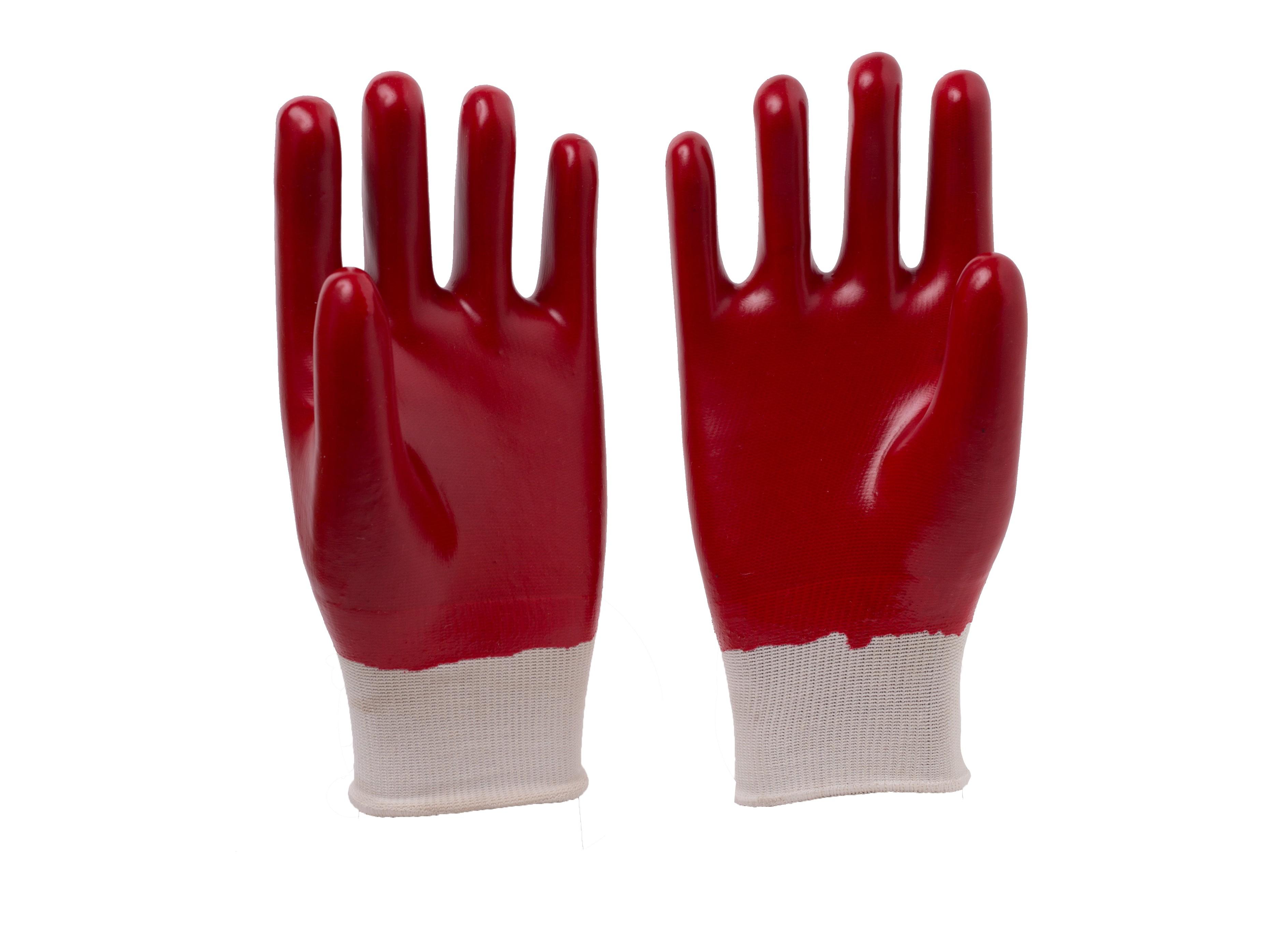 红罗口手套