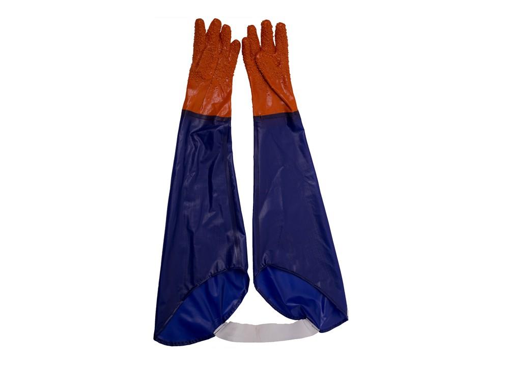 雨衣接袖止滑手套