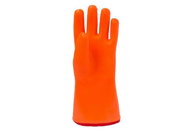 荧光砂面防寒手套