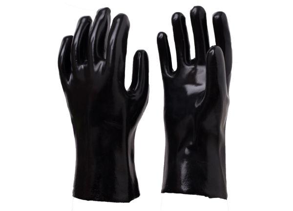 黑色耐油手套