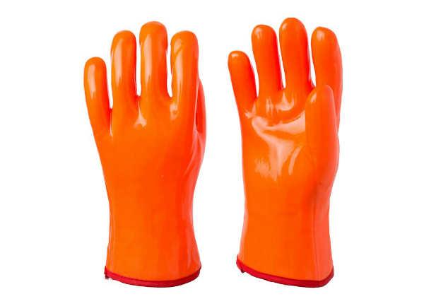 荧光防寒手套