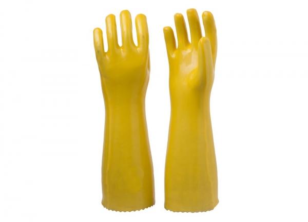 长款浸塑手套