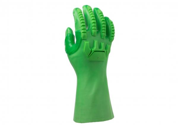 防撞击手套