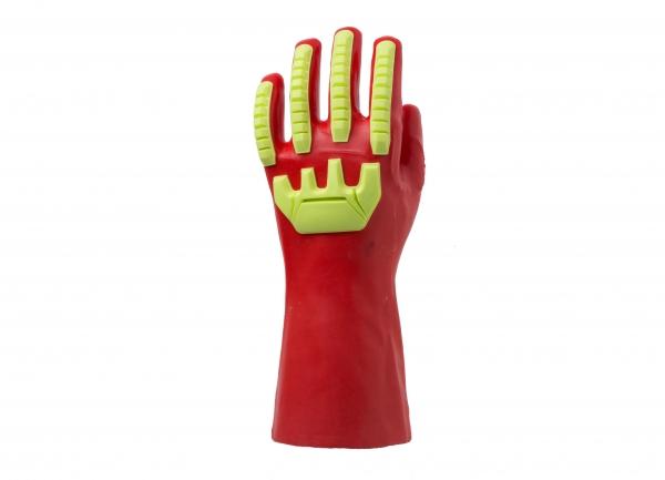 防冲击手套